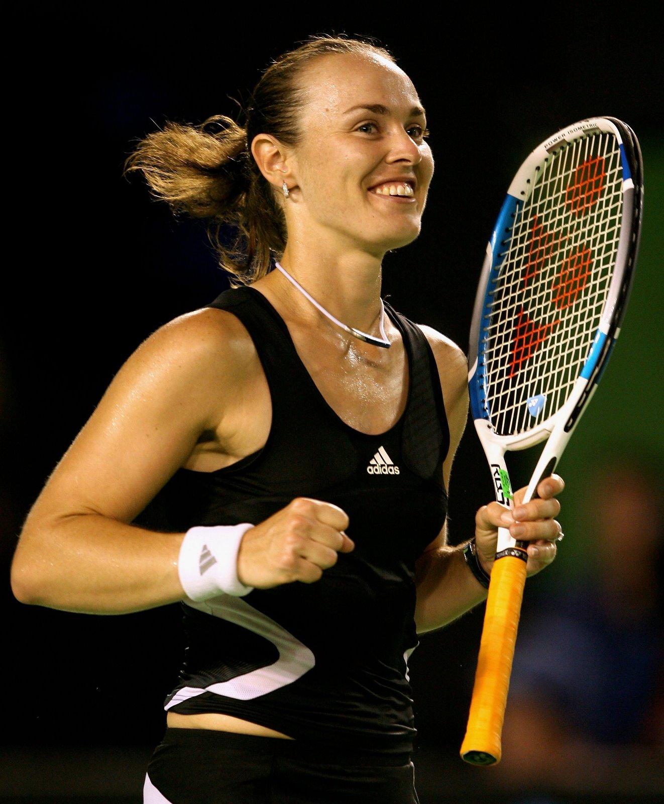 Sports and Players Martina Hingis Swiss Tennis Player