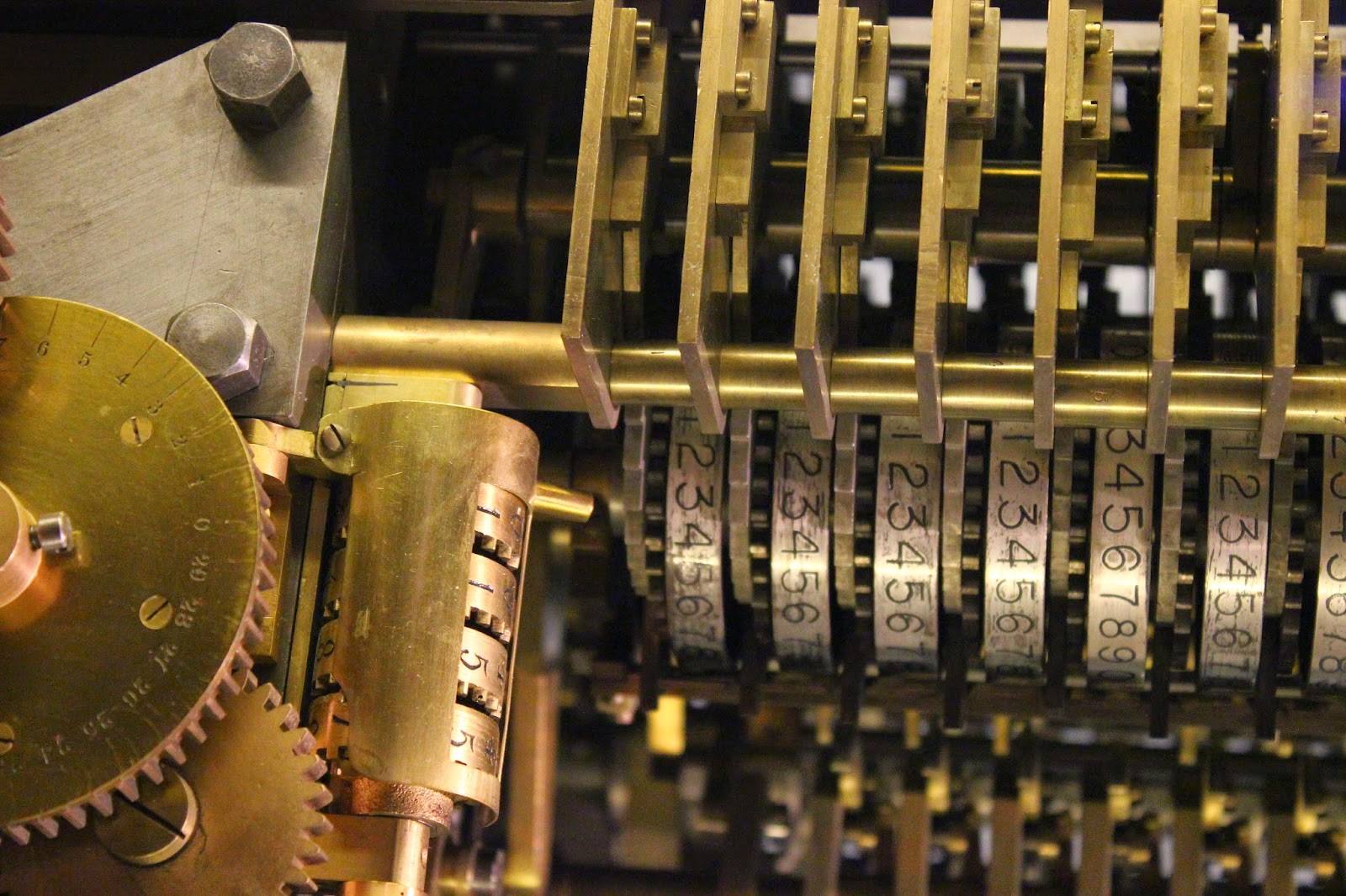 Babbage Engine
