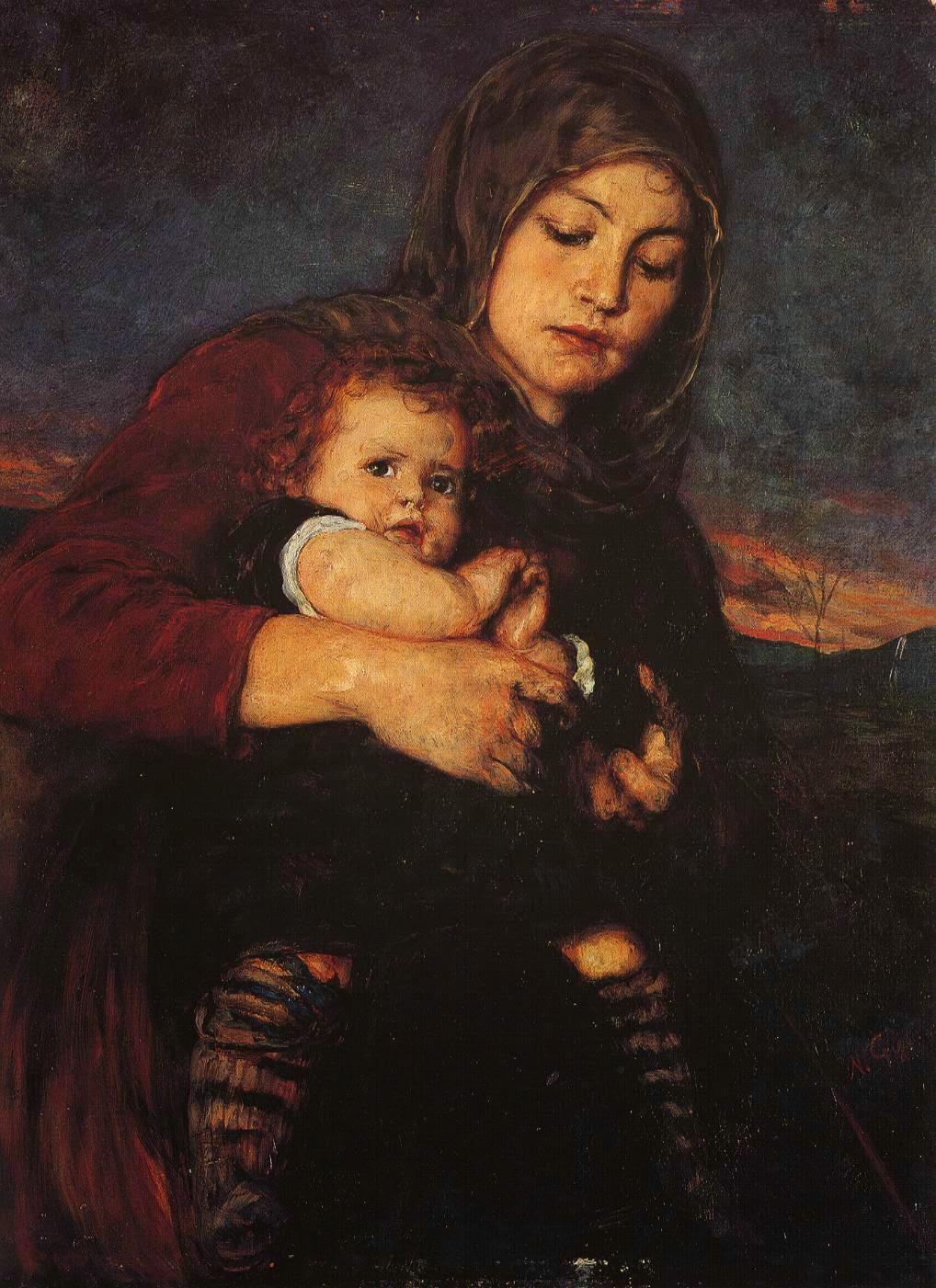 Η προσευχή της πόρνης και το παιδί της μάνας