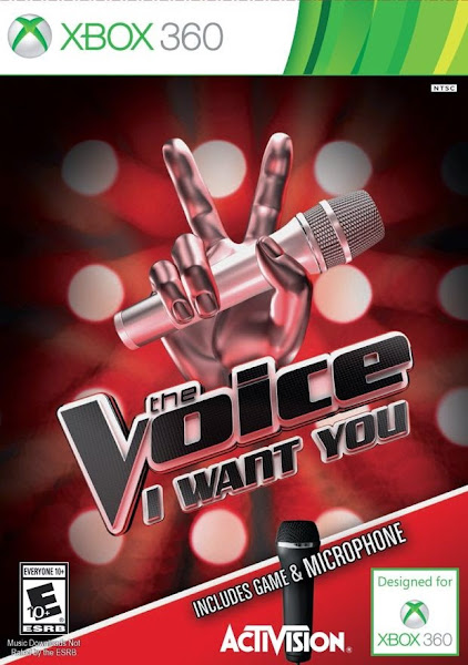 The Voice Xbox 360 Region NTSC