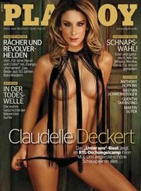 Playboy Alemanha Fevereiro 2013