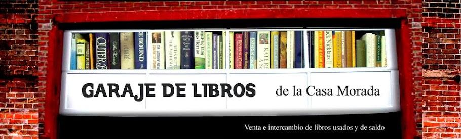 garaje de libros