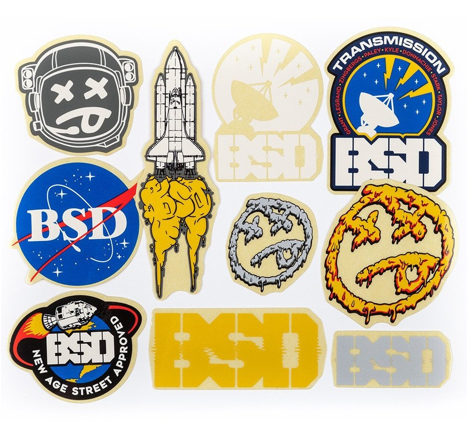 Sticker pack BSD $18.000