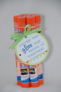 Glue Sticks Teacher Gift by G*Rated