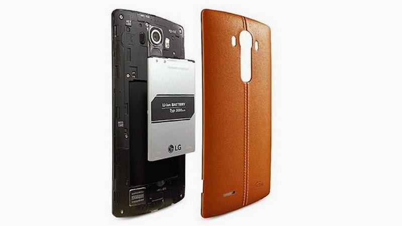 LG G4 Bakal Hadang Galaxy S6 & iPhone 6