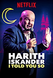 Watch Harith Iskander: I Told You So Online Free 2018 Putlocker