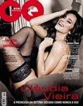 Claudia Vieira na GQ