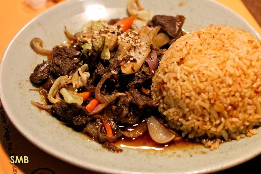 beef stew kimchi
