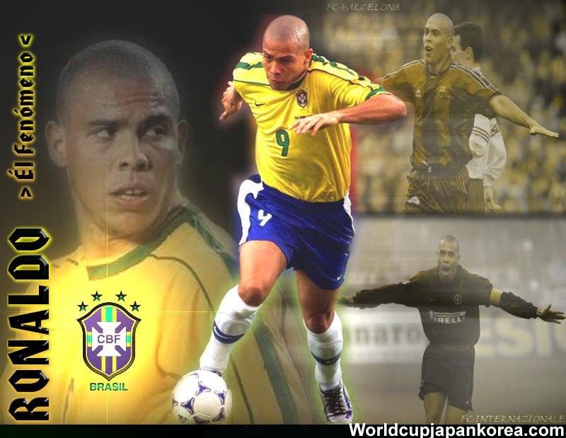 Ronaldo Brazil Wallpapers Sports Wallpapers