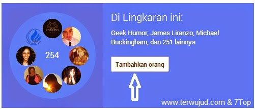 7 Tips Memperbanyak Followers Google Plus