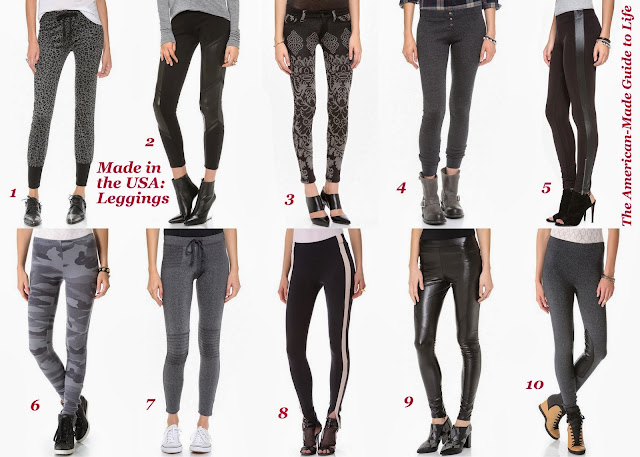 The American-Made Guide to Life: Leggings: Beyond the Basics