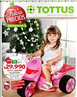 ofertas navideñas tottus 2013