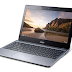 Acer unveils its new Chromebook C720P