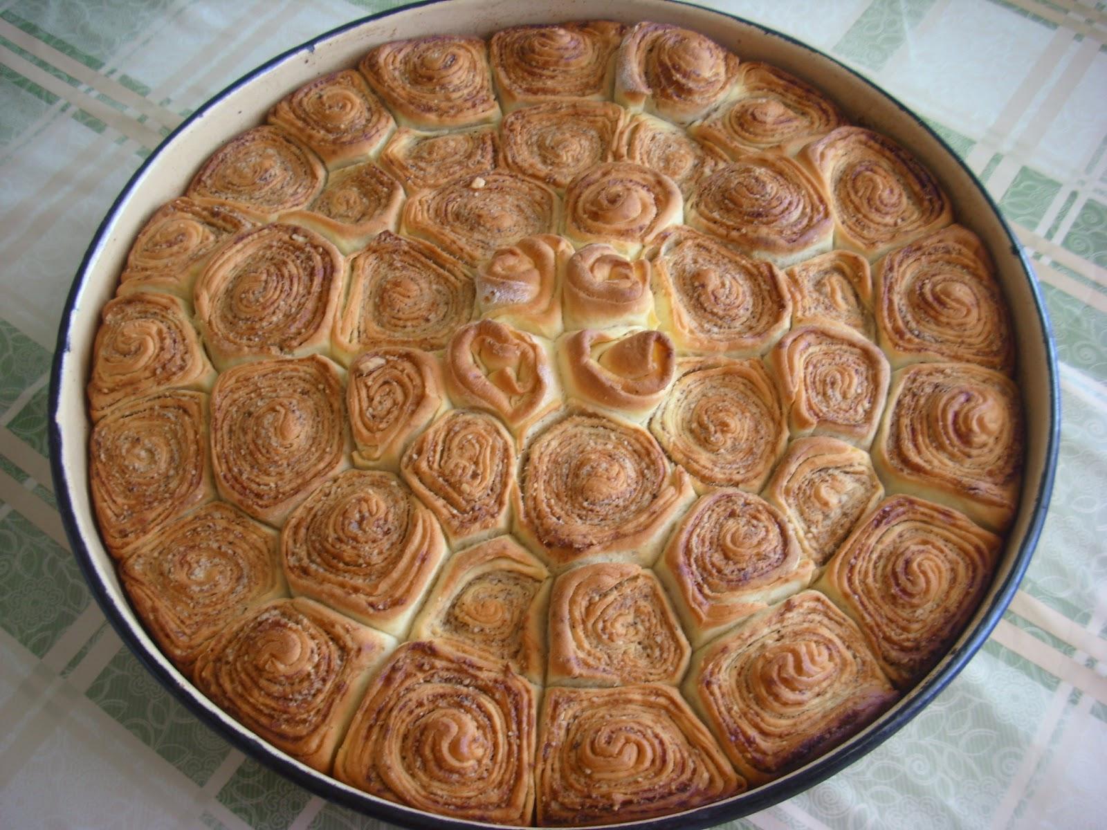 топ-10 болгарских блюд, сладкая баница