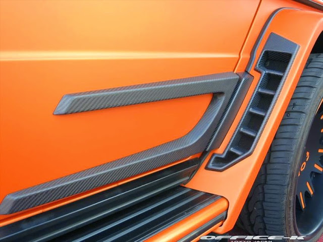 g wagen carbon