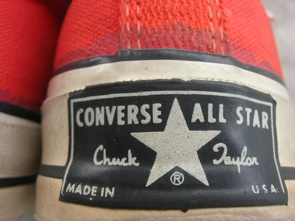 converse usa 1970
