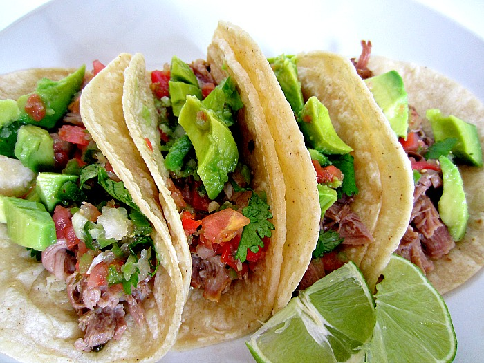 Club Narwhal: EASY SLOW COOKER CARNITAS & OUR FAVORITE SALSA RECIPE