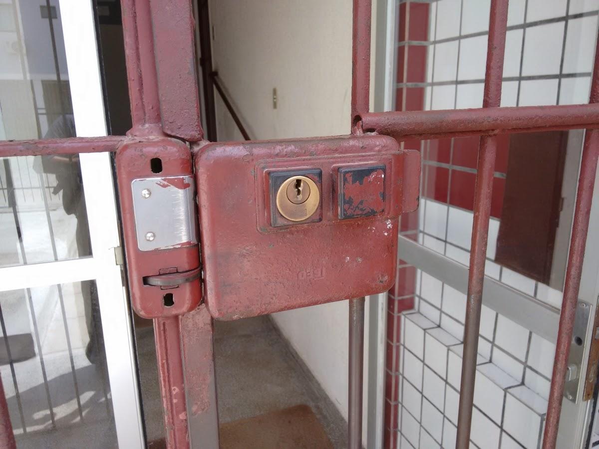 Abrindo uma porta eletronica