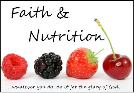 Faith and Nutrition