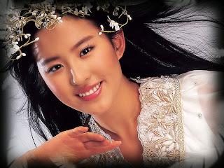Crystal Liu Yi Fei (劉亦菲) Wallpaper HD 44