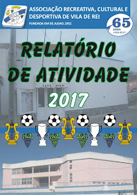 Relatório de Atividade 2017