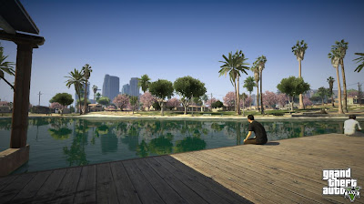Grand Theft Auto V (GTA 5) Screenshots 2
