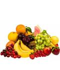 kandungan, buah, sayur, warna