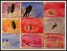 Pesiviä lintuja