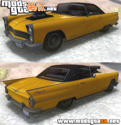 SA - Vapid Peyote do GTA V