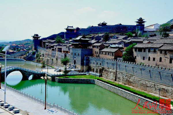 Jincheng China  city photos gallery : ... 'First Ancient Castle Cluster' in North China TRAVEL IN CHINA