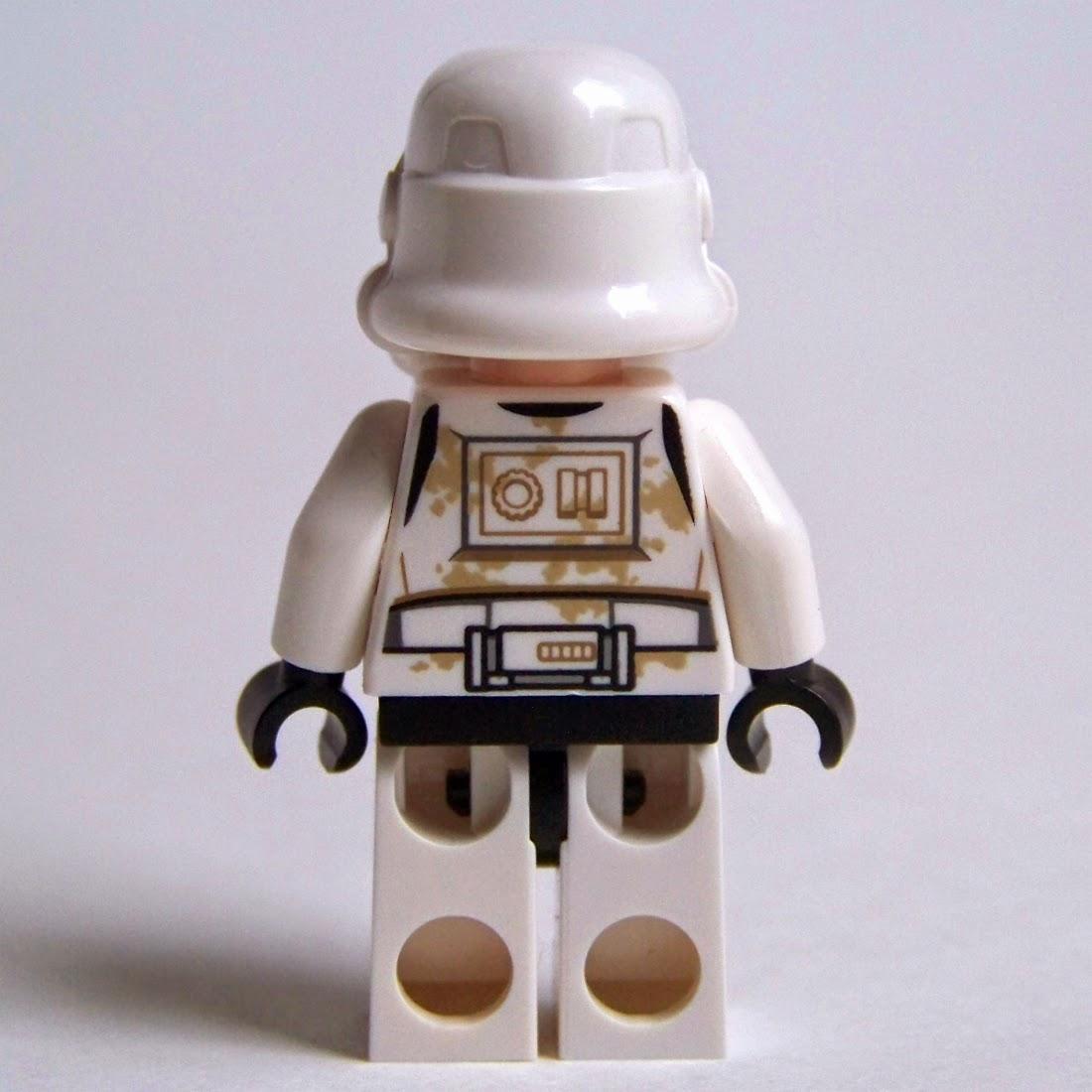 LEGO stormtrooper 2014