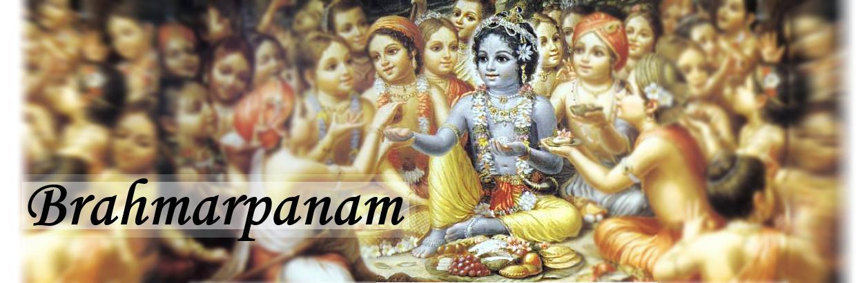 Brahmarpanam