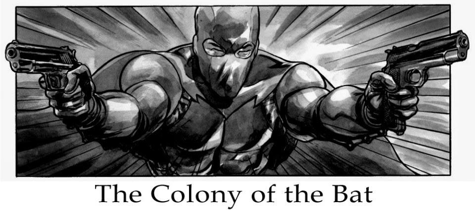 Colony of The Black Bat