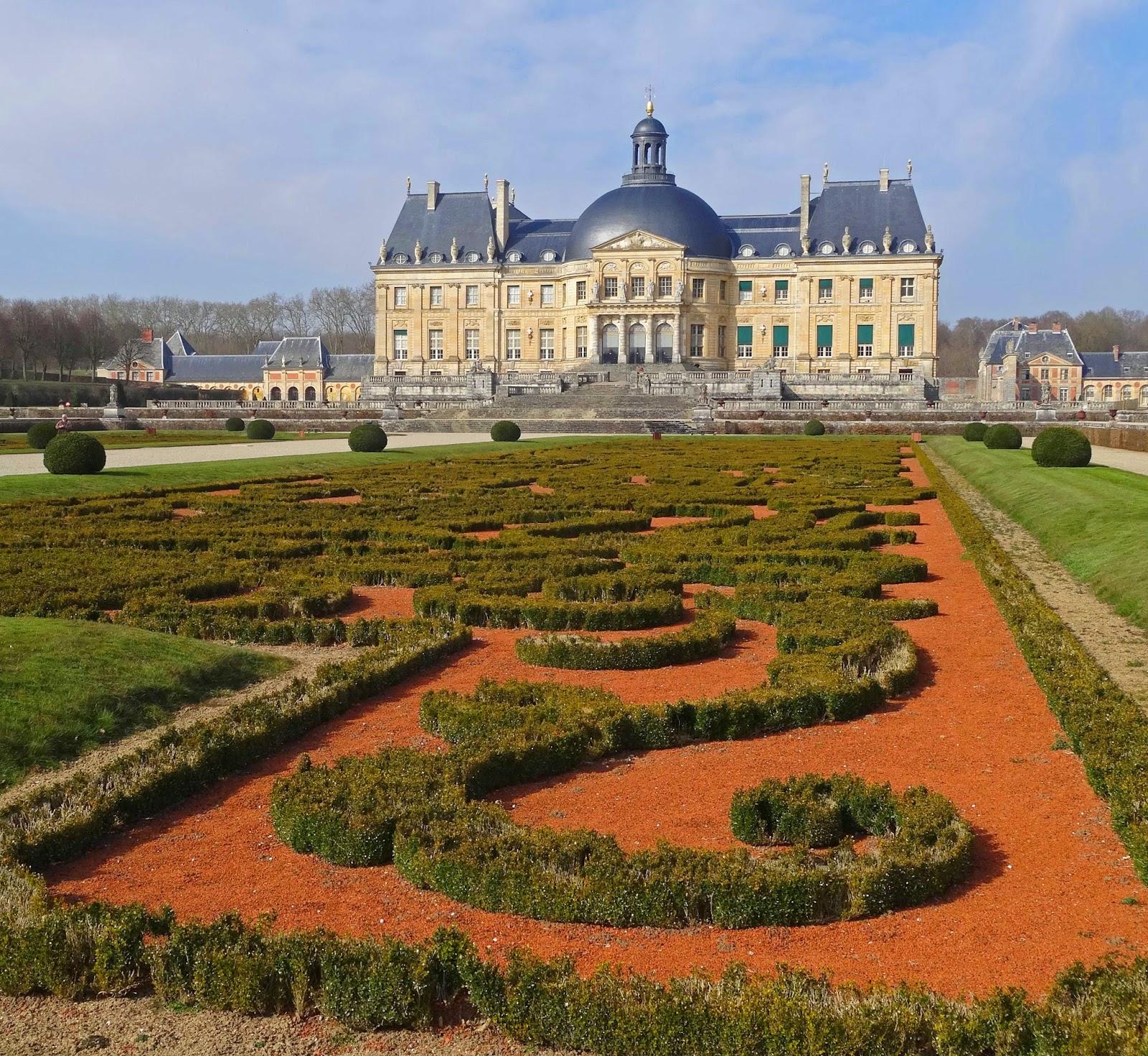 Joe\'s Retirement Blog: Château de Vaux-le-Vicomte, Maincy, Île-de ...