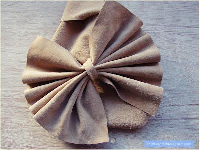 Diy tutorial leather Wristlet bag ,small bag (pattern) jak uszyć skórzaną torebeczkę (sylwester,komunia,studniówka)
