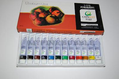 pinturas acrilicas uñas