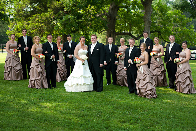 Wedding At Woodhaven Country Club