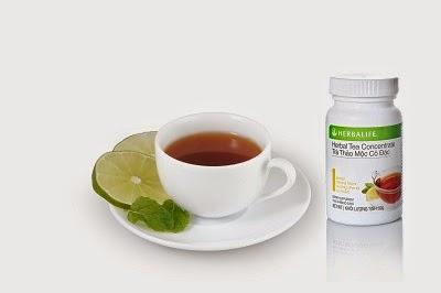 Trà Thảo Mộc Cô Đặc Herbalife giảm cân