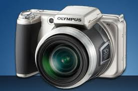 How to recover lost photos from corrupt memory card of Olympus SP-800UZ camera