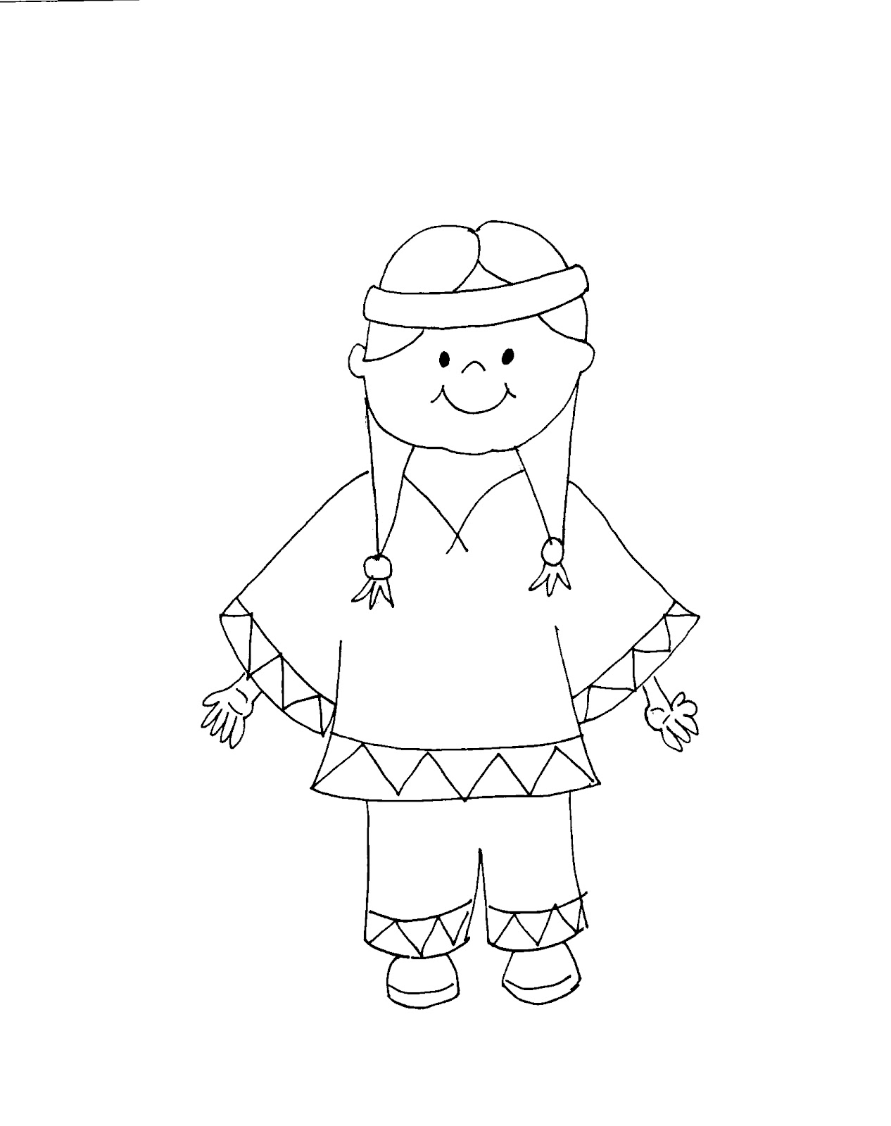 Free coloring pages of preschool