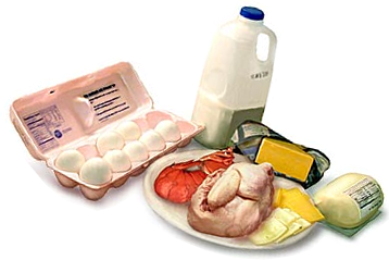 Fontes naturais de vitamina B12