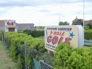 Miniature Golf in Clacton-on-Sea