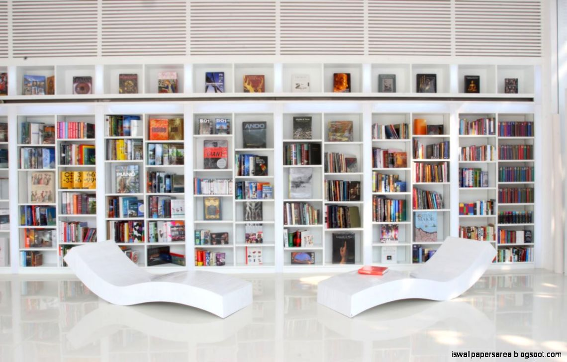 Perfect Modern Home Library Design Frieze - Home Decorating ...
