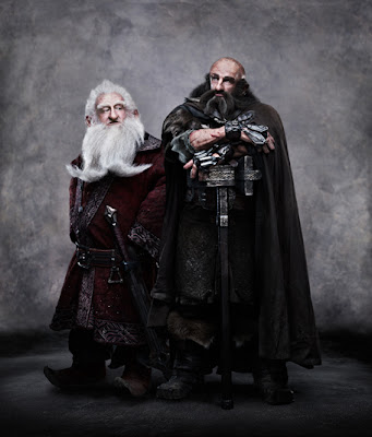 'The Hobbit' Dwarves Balin and Dwalin Revealed Today