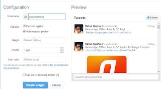 twitter-feeds-widget