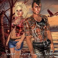 Joelin & Loony Lungu-Tenk