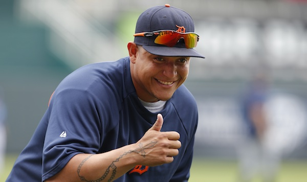The Oakland Press Blogs: Out of Left Field: Abdominal ... Miguel Cabrera Muscle