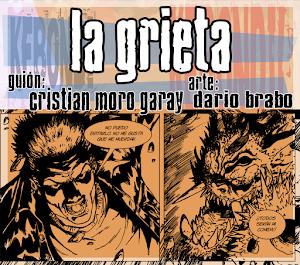la grieta. cristian garay lalli/dario brabo