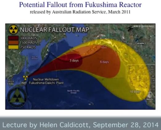 Nukes pretty please: Helen Caldicott exaggerates Fukushima Daiichi ...
