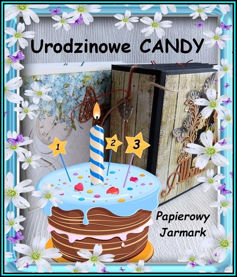 Candy na trzecie urodziny